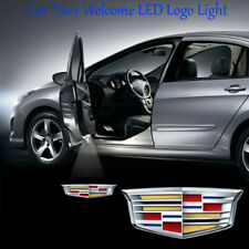 Cadillac Logo Car Door LED Projector Laser Ghost Shadow Light For CTS ATS XT6