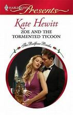 Zoe and the Tormented Tycoon by Hewitt, Kate