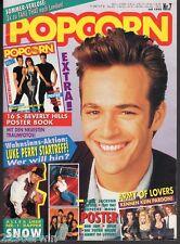 POPCORN 7 /1993 / JANET JACKSON, DEPECHE MODE,Sonderheft Bev.H.90210