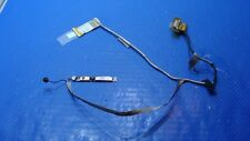 "Asus 15.6"" K53E-BBR7 Genuine Laptop LCD Video Cable w/ WebCam Board GLP*"