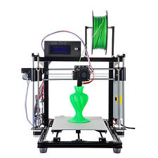 HICTOP 24V Aluminum Auto Level Reprap PrusaI3 3D Printer MK8 Large 270*200*195MM