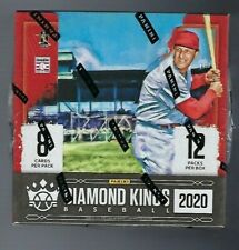 2020 Panini Donruss Diamond Kings Béisbol pasatiempo caja
