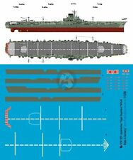 Peddinghaus 1/1250 HIJMS Hayataka Japanese Aircraft Carrier Markings '45-46 3251