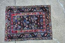 Antique Caucasian Kazak Karabag Armenian Rug Dated 951  4x5