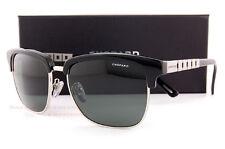 New Chopard Sunglasses SCH B30 579P  Black Silver/Grey For Men