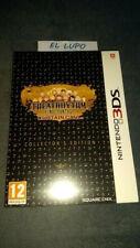 THEATRHYTHM FINAL FANTASY CURTAIN CALL 3DS NINTENDO COLLECTOR NEUF VF