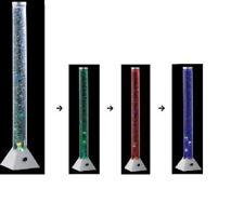 Wassersäule Sprudelsäule Ø10cm H: 1.30 LED-Farbw. B3253