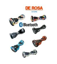 HOVERBOARD 10 POLLICI SMART BALANCE OVERBOARD  SCOOTER BLUETOOTH  NEW