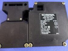 SCHMERSAL SOLENOID SAFETY SWITCH AZM 160-14yrpk, 24 VAC/DC