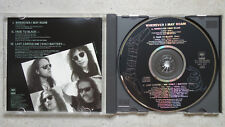 Metallica ‎– Wherever I May Roam Japan CD + OBI  Sony Records ‎– SRCS 6633  topp