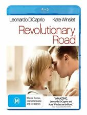Revolutionary Road (Blu-ray, 2009) New & Sealed