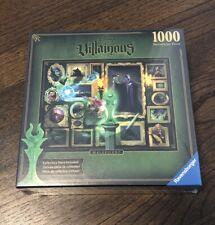 Ravensburger 1000 Piece Jigsaw Puzzle Disney Villainous Maleficent  SEALED NEW!