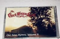 The Chuck Wagon Gang Old Time Hymns Volume 2 Southern Gospel Cassette 1C