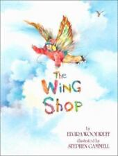 The Wing Shop-ExLibrary