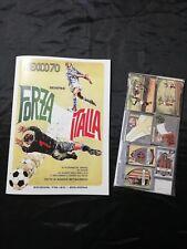 Fol.bo Album Mexico 70 Forza Italia - Set Anastatico + Album Anastatico