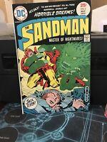 The Sandman #2 (Apr-May 1975, DC) HTF