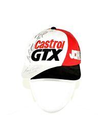 Autographed Cap John Force 2000 NHRA Castrol GTX Vintage Snapback Hat