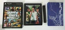 Grand Theft Auto GTA V 5  Special Edition ITA Sony Playstation 3 Ps3 Completo
