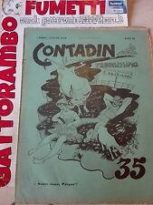 Contadin Travasissimo n.35 Luglio Anno 1950 -  Buono