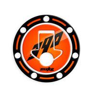 PROTEZIONE TAPPO BENZINA RESINA 3D PER KTM DUKE 390 2014 – 2016 (GP-453) O