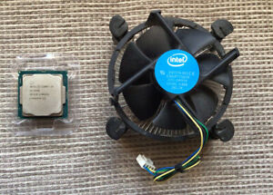 *Intel Core i5-7400 Processor, Kaby Lake, LGA1151, 65W, 3.00GHz + Stock Cooler*