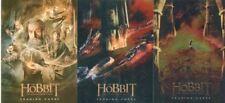Hobbit Desolation of Smaug Promo Card Set 3 Cards