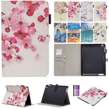 Magnetic Leather Smart Cover Case For iPad 2 3 4 Pro 9.7 2018 2017 Air Mini 5 4