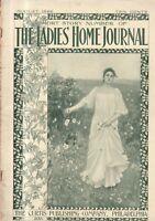 1896 Ladies Home Journal - August - Short Story Number; Harte; Riley; Stephens