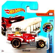 hot wheels hotweiler street Bestien Mattel [1P]