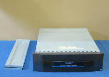 EMC VNX 5100 Storage Array 900-567-007 6x 300Gb, 9x 300Gb, 2 Controllers, 2 PSUs