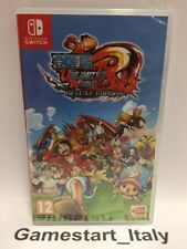 ONE PIECE UNLIMITED WORLD RED DELUXE EDITION - NINTENDO SWITCH - NUOVO NEW PAL