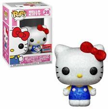 Funko Pop Hello Kitty #28 Diamond NYCC Exclusive 1000 Piece Limited Edition NEW