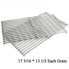 Brinkmann Gas Grill 810-9490-0 Stainless steel Cooking Grid Grates SG59812 2pcs