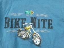 Bike Night Erie PA Quaker Steak & Lube Best Wings Black Graphic T Shirt Cotton S