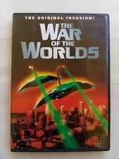 The War of the Worlds (DVD, 1953) Region 1 1999 edition
