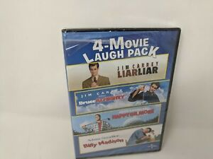 4-MOVIE LAUGH PACK,  BRING ON THE LAUGHS,