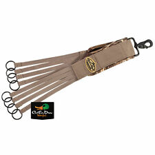 RIG'EM RIGHT WATERFOWL LEG BAND DUCK GOOSE GAME STRAP LEG LOOP STYLE CAMO