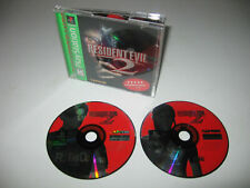 PS1 * RESIDENT EVIL 2 GREATEST HITS * COMPLETE