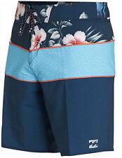 Men's BILLABONG Blue Board Shorts Swim Size 38 Platinum X New!!!