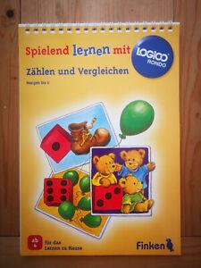 Logico Rondo vom Finken Verlag – Lernspiel mit Selbstkontrolle für die Vorschule