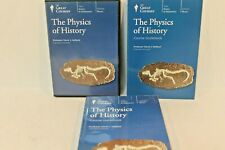 The Great Courses: The Physics of History (Course, Guidebook & Transcript Book)