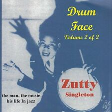 Zutty Singleton - Drum Face Volume 2 His Life and Music [CD]