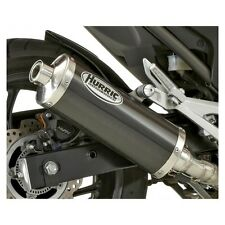 "HONDA VFR 1200 F HURRIC Ersatzdämpfer ""RAC1"" (elliptisch) EG/BE mit Carbon-E"