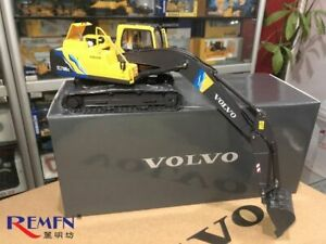 1/35 VOLVO EC210B LC Nautical Edition Hydraulic Excavator Engineering Machinery