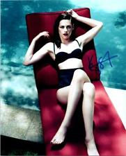 Kristen Stewart 8x10 signed photo autographed Picture + COA