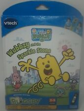 Vtech Nick Jr. Wow!Wow! Wubbzy and the Sparkle Stone Reading System Bugsby Book