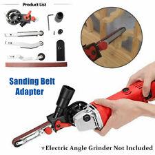 Mini Sanding Belt Adapter Head Convert Sander Angle Grinder Supplies Accessories