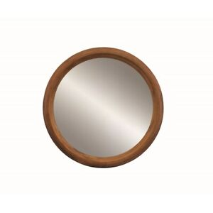 Kalco Lansdale Decorative Mirror, Black Iron - 505591BI