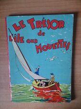 LE TRESOR DE L'ILE AUX MOUETTES