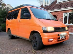 Mazda Bongo camper van, 2002, 4 berth, 2.5D, Automatic. Ford Freda / Montague